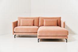 Linde 1v+šezl. D kampinė sofa