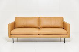 Sicilia 3v. sofa natūrali oda