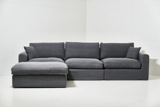 Empire 3v. sofa + banketė