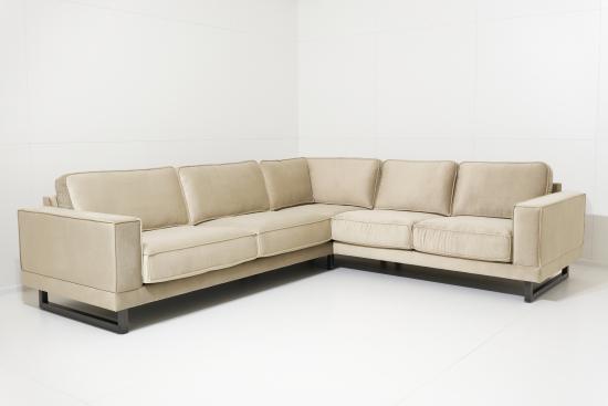 Gomera 3C2 D. kampinė sofa